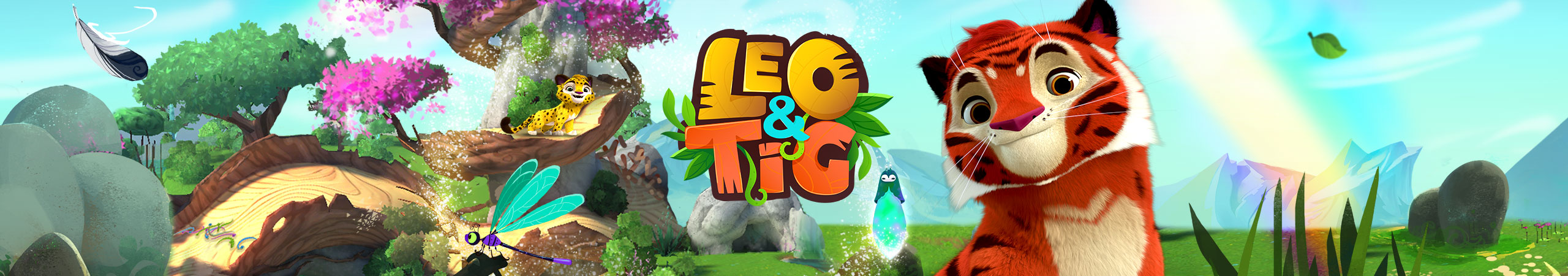 Leo and Tig: Forest Adventures